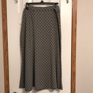 Sunny Leigh patterned skirt